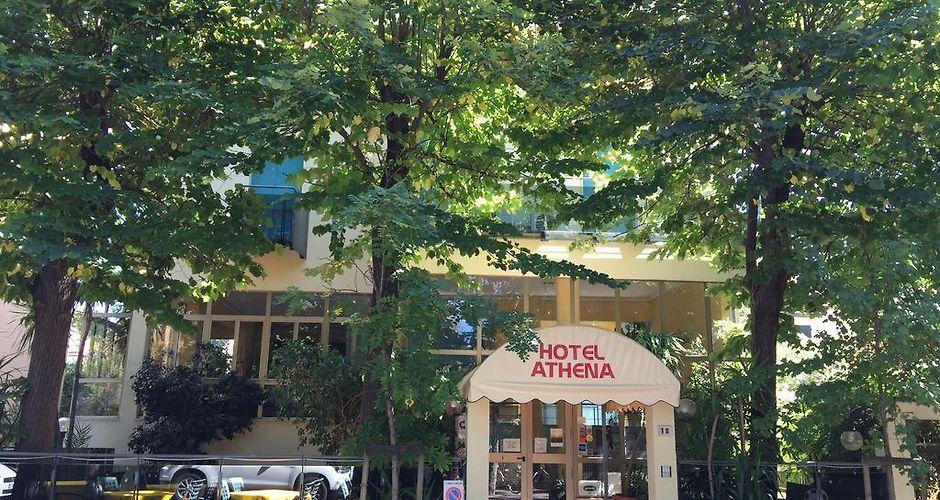 Hotel Athena Pesaro